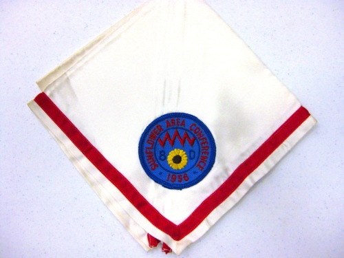 1956 8D Neckerchief