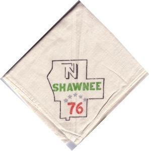 1976 Camp Site Shawnee